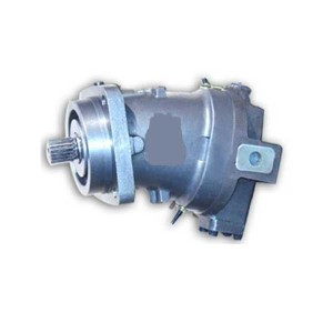 A6vg series piston variable displacement motor pioneer for Variable displacement hydraulic motor